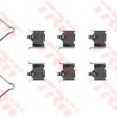 Set accesorii, placute frana MAZDA FAMILIA V 1.8 - TRW PFK328
