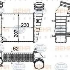 Intercooler, compresor VW PASSAT limuzina 1.8 T 20V - HELLA 8ML 376 776-611 - Intercooler turbo