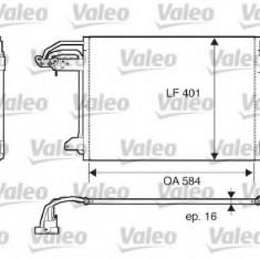 Condensator, climatizare RENAULT MEGANE II limuzina 1.5 dCi - VALEO 817777 - Radiator aer conditionat