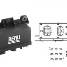 Unitate de control, bujii incandescente RENAULT 19  1.9 D - BERU GR067 - ECU auto