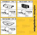 Stergatoare parbriz MERCEDES-BENZ O 405 O 405 ST,O 405 N - SWF 132801