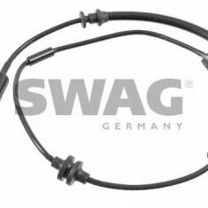 Senzor de avertizare, uzura placute de frana VAUXHALL VECTRA Mk II 1.8 16V - SWAG 40 92 2072 - Senzor placute