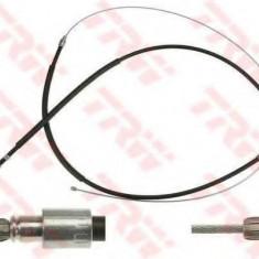Cablu, frana de parcare PEUGEOT BOXER bus 2.5 D - TRW GCH1606