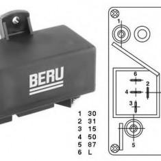 Unitate de control, bujii incandescente RENAULT 20 2.1 Diesel - BERU GR065 - ECU auto