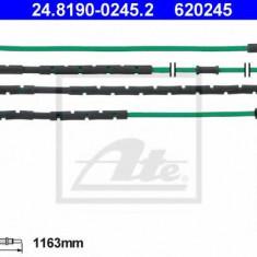 Senzor de avertizare, uzura placute de frana BMW Z4 M - ATE 24.8190-0245.2 - Senzor placute