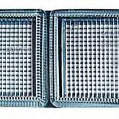 Acoperire, faruri ceata VW GOLF Mk III 1.9 D - TYC 12-1602-01-6