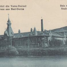 VATRA DORNEI, BAIA NOUA, CIRCULATA 1922 - Carte Postala Bucovina dupa 1918, Printata