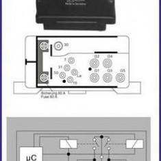 Releu, instalatia de comanda bujii incandescente MERCEDES-BENZ C-CLASS T-Model C 270 CDI - HÜCO 132161 - Relee