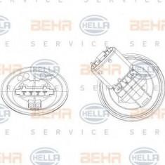 Reglaj, suflanta de interior AUDI A2 1.4 TDI - HELLA 5HL 351 321-301 - Motor Ventilator Incalzire