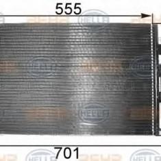 Condensator, climatizare SEAT CORDOBA 1.4 - HELLA 8FC 351 038-691 - Radiator aer conditionat