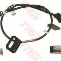 Cablu, frana de parcare SUZUKI ESCUDO autoturism de teren, deschis 1.6 - TRW GCH2182
