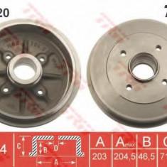 Tambur frana CITROËN CHANSON 1.0 X - TRW DB4220 - Saboti frana auto