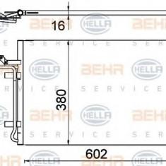 Condensator, climatizare VOLVO S40 II limuzina 2.0 F - HELLA 8FC 351 319-301 - Radiator aer conditionat