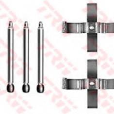 Set accesorii, placute frana OPEL KADETT E hatchback 2.0 GSI - TRW PFK362