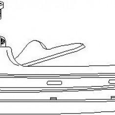 Maner usa AUDI 4000 1.3 - TOPRAN 104 179