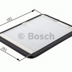 Filtru, aer habitaclu VW PASSAT 1.6 TD - BOSCH 1 987 432 013 - Filtru polen