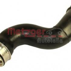 Furtun ear supraalimentare AUDI A4 1.9 TDI - METZGER 2400076 - Furtunuri siliconice turbo