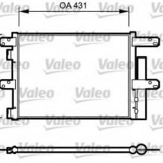 Condensator, climatizare IVECO EuroCargo 75 E 13 tector, 75 E 13 P tector - VALEO 818116 - Radiator aer conditionat