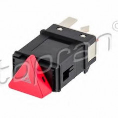 Comutator, lumini de avarie VW LUPO 1.0 - TOPRAN 114 743 - Intrerupator - Regulator Auto