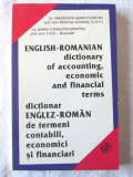 ENGLISH-ROMANIAN DICTIONARY OF ACCOUNTING, ECONOMIC AND FINANCIAL TERMS, Ed. II