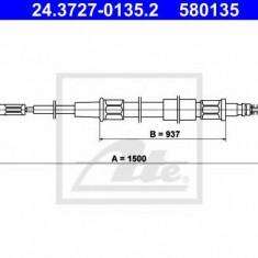 Cablu, frana de parcare VW GOLF Mk III 1.9 D - ATE 24.3727-0135.2