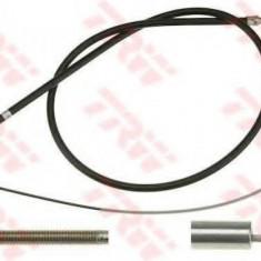 Cablu, frana de parcare BMW 5 limuzina 520 i - TRW GCH1794