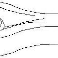 Furca decuplare, ambreiaj CITROËN BERLINGO 1.6 16V - TOPRAN 722 143
