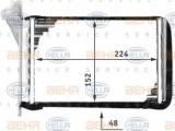Schimbator caldura, incalzire habitaclu BMW 3 limuzina 316 - HELLA 8FH 351 311-441