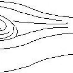 Furca decuplare, ambreiaj CITROËN BERLINGO 1.6 16V - TOPRAN 722 392