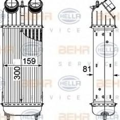 Intercooler, compresor PEUGEOT 207 1.6 HDi - HELLA 8ML 376 746-221 - Intercooler turbo