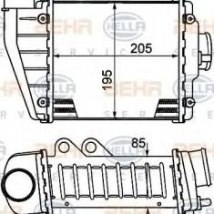 Intercooler, compresor VW PASSAT 1.6 TD - HELLA 8ML 376 746-321 - Intercooler turbo