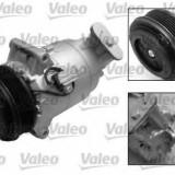 Compresor, climatizare VAUXHALL ZAFIRA Mk II 1.9 CDTI - VALEO 813602