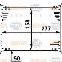 Intercooler, compresor MINI MINI Cooper S - HELLA 8ML 376 723-431 - Intercooler turbo