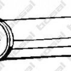 Toba esapamet intermediara AUDI 90 1.6 - BOSAL 105-159 - Toba finala auto