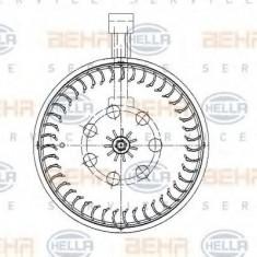 Ventilator, habitaclu MERCEDES-BENZ G-CLASS G 500 - HELLA 8EW 009 159-591 - Motor Ventilator Incalzire