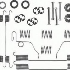 Set accesorii, sabot de frana FORD TRANSIT bus 1.6 - FERODO FBA40