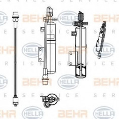 Uscator,aer conditionat MERCEDES-BENZ ACTROS 1831, 1831 L - HELLA 8FT 351 198-541