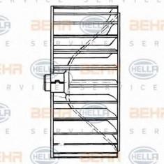 Paleta ventilator, ventilator habitaclu - HELLA 8EW 009 160-121 - Motor Ventilator Incalzire