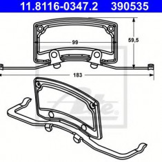 Arc, etrier frana AUDI A6 limuzina 3.0 TFSI quattro - ATE 11.8116-0347.2 - Arc - Piston - Garnitura Etrier