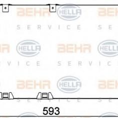 Condensator, climatizare OPEL ASTRA G hatchback 1.6 16V - HELLA 8FC 351 301-224 - Radiator aer conditionat