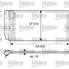 Condensator, climatizare LAND ROVER FREELANDER 2.5 V6 4x4 - VALEO 817549 - Radiator aer conditionat