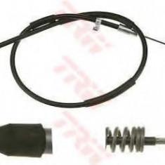 Cablu, frana de parcare VW CARAVELLE III bus 1.6 - TRW GCH1521