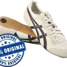 Adidasi dama Asics Whizzer - (mostra) - adidasi originali, Culoare: Alb, Marime: 38, Piele naturala