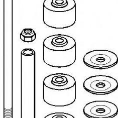 Chit reparatie, bieleta antiruliu OPEL KADETT E hatchback 1.2 - TOPRAN 202 418 - Bara stabilizatoare