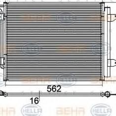 Condensator, climatizare VW TOURAN 1.9 TDI - HELLA 8FC 351 301-051 - Radiator aer conditionat