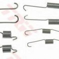 Set accesorii, sabot de frana MAZDA E-SERIE platou / sasiu E2000 - TRW SFK337