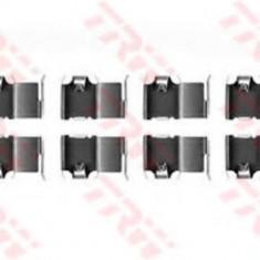 Set accesorii, placute frana MAZDA BONGO caroserie E2200 D - TRW PFK221