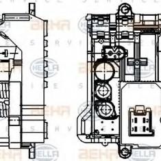 Reglaj, suflanta de interior MERCEDES-BENZ G-CLASS G 320 - HELLA 5HL 351 321-141 - Motor Ventilator Incalzire