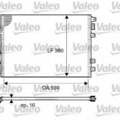 Condensator, climatizare RENAULT KANGOO 1.9 dCi 4x4 - VALEO 817661 - Radiator aer conditionat