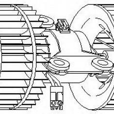 Electromotor, ventilatie interioara BMW 5 limuzina 520 i - TOPRAN 501 517 - Motor Ventilator Incalzire
